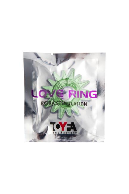 Стимулирующее эрекционное кольцо Love Ring фото 1