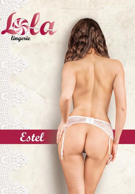 Изысканный кружевной пояс Estel , белый , LXL (46-48) фото 1
