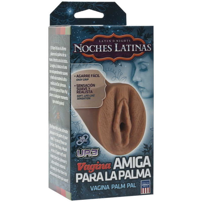 Ручной мастурбатор-вагина Noches Latinas Vagina