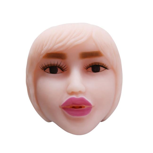 Мастурбатор лицо с вибрацией Baile Passion Lady фото 1